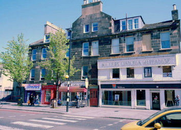 Thumbnail 4 bed flat to rent in Leith Walk, Edinburgh