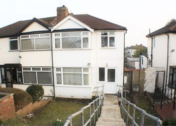 Thumbnail 3 bed semi-detached house for sale in Taunton Way, Stanmore, Middlesex