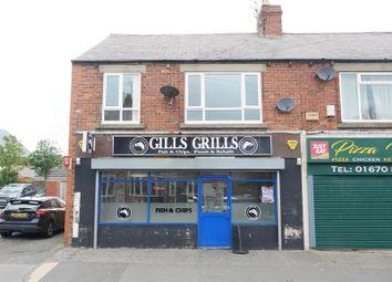 Thumbnail Restaurant/cafe for sale in Gills Grills, Whitley Terrace, Bedlington Station