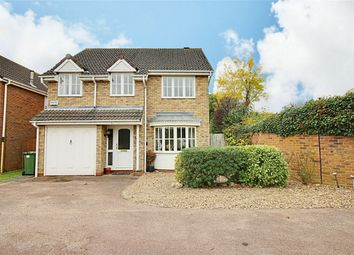 Thumbnail 4 bedroom detached house for sale in Dartmoor Drive, Huntingdon
