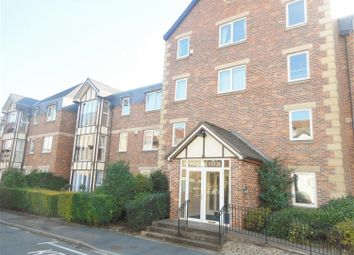 Thumbnail 2 bedroom flat for sale in Riverside House, Williamson Close, Ripon
