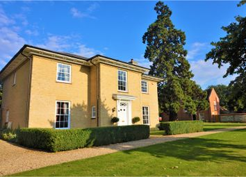 Thumbnail 4 bed detached house for sale in Lawford Place, Manningtree