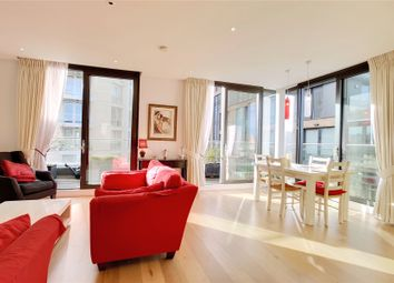 Thumbnail 2 bed flat for sale in Plaza Gardens, London