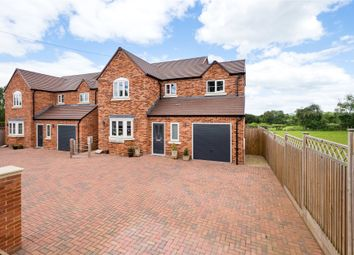 Thumbnail 3 bed detached house for sale in Oldwood Road, Tenbury Wells, Worcestershire