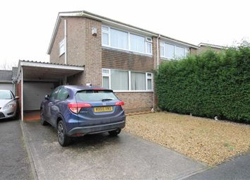 Thumbnail 3 bed semi-detached house for sale in Pensfield Park, Brentry, Bristol