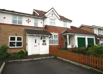 Thumbnail 3 bed terraced house to rent in Hunter Close, Gosport