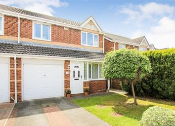 Thumbnail 3 bed semi-detached house for sale in Nenthead Close, Great Lumley, Chester Le Street