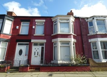 Thumbnail 3 bed property to rent in Ennismore Road, Old Swan, Liverpool