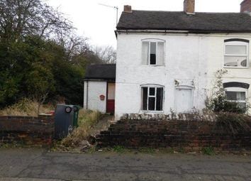 Thumbnail 1 bed end terrace house for sale in Main Street, Newhall