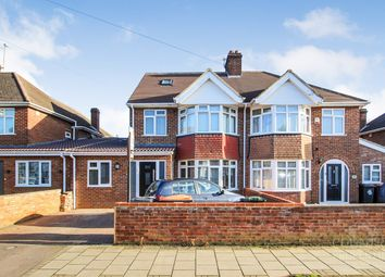 5 bed semi-detached house for sale in Chestnut Avenue, Queens Park, Bedford MK40