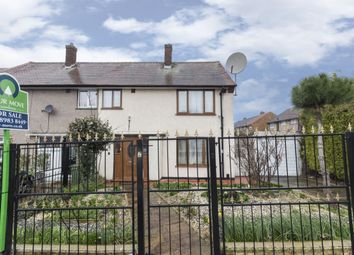 Thumbnail 3 bed semi-detached house for sale in Kingston Close, Chadwell Heath, Romford