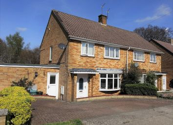 Thumbnail 3 bed semi-detached house for sale in Butts Bridge Road, Hythe, Southampton