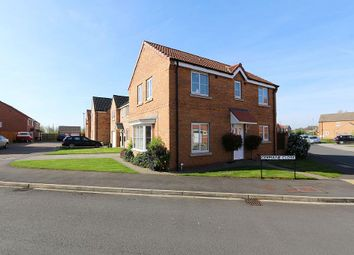 Thumbnail 4 bedroom detached house for sale in Germain Close, Selby, North Yorkshire