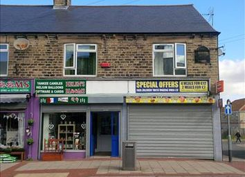Thumbnail Commercial property for sale in 22 High Street, Grimethorpe, Barnsley