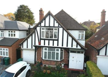Thumbnail 4 bed detached house for sale in Queens Close, Edgware, Middlesex