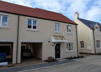 Thumbnail 3 bed semi-detached house to rent in Haydock Road, Bicester