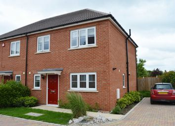 Thumbnail 3 bed semi-detached house to rent in Reginald Road, Harold Wood, Romford