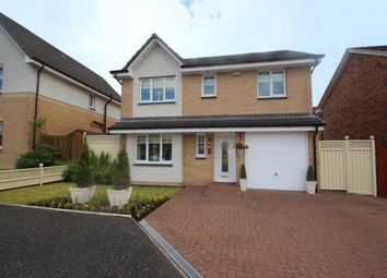 Thumbnail 4 bedroom detached house for sale in Talisker Crescent, Airdrie, North Lanarkshire