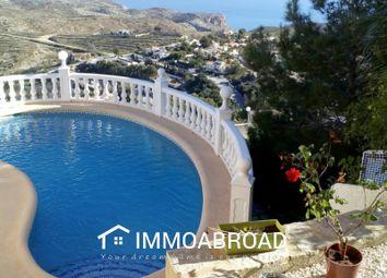 Thumbnail 5 bed villa for sale in 03726 Cumbre Del Sol, Alicante, Spain