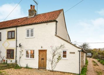 Thumbnail 3 bed semi-detached house for sale in West Dereham, Downham Market, Norfolk