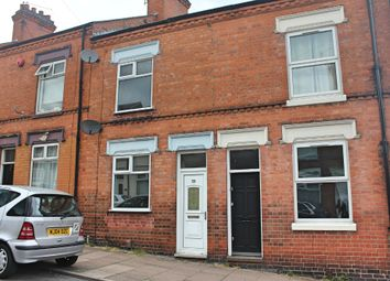 Thumbnail 2 bed terraced house to rent in Pool Road, Newfoundpool, Leicester