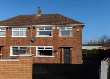 3 bed semi-detached house for sale in Brentwood Park, Castlereagh, Belfast BT5
