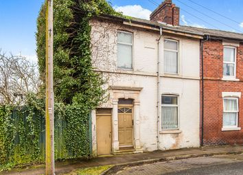 Thumbnail 3 bed detached house for sale in Wellington Street, Ashton-On-Ribble, Preston