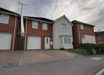 Thumbnail 4 bed detached house for sale in Regis Park Road, Reading, Berkshire