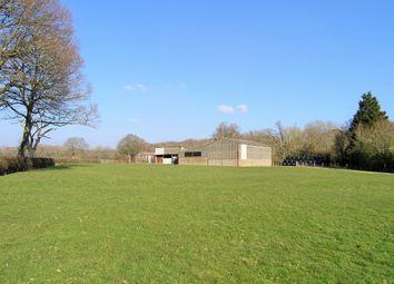 Thumbnail Land for sale in Cowbeech Hill, Cowbeech, Hailsham