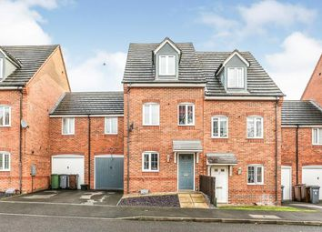 Thumbnail 4 bed terraced house for sale in Buckden Close, Chelmsley Wood, Birmingham, .