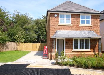 Thumbnail 3 bed detached house for sale in Plot 8, The Nursery, Wainsford Road, Pennington, Lymington, Hampshire