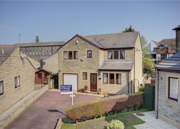 Thumbnail 4 bed detached house for sale in The Mallards, Silsden, Keighley, West Yorkshire