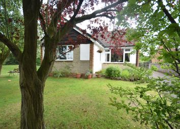 Thumbnail 3 bed detached bungalow for sale in Chemistry, Whitchurch