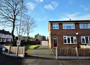 Thumbnail 3 bed semi-detached house for sale in Vineyard Leymoor Road, Golcar, Huddersfield