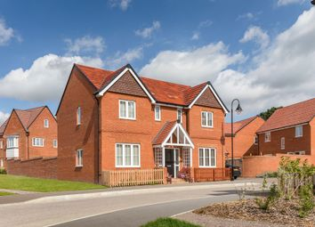 """Thumbnail 4 bedroom detached house for sale in """"The Thornsett"""" at Walford Close, Wimborne"""