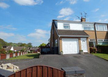 Thumbnail Room to rent in Laburnam Close, Kidsgrove, Stoke-On-Trent