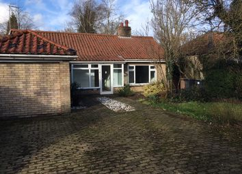 Thumbnail 3 bed detached bungalow for sale in Station Road, Heighington, Lincoln