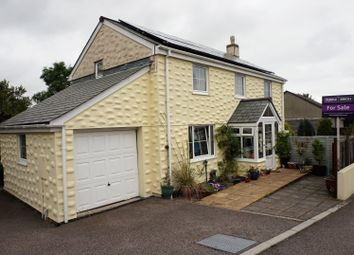 Thumbnail 4 bed detached house for sale in Stannary Road, St. Austell