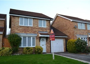 Thumbnail 4 bed detached house to rent in Bushy Close, Oxford
