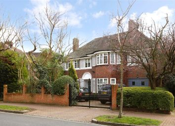 Thumbnail 6 bedroom detached house for sale in Kingsmere Road, Wimbledon