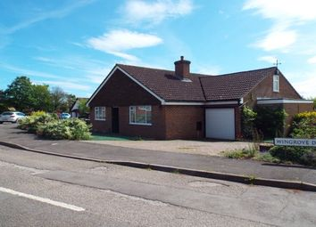 Thumbnail 3 bed bungalow to rent in Wingrove Drive, Weavering, Maidstone