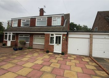 Thumbnail 3 bed semi-detached house for sale in Buckfast Drive, Formby, Liverpool, Merseyside