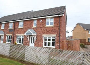 Thumbnail 3 bed end terrace house for sale in Bancroft Avenue, Highfield Manor, Lyndsayfield, South Lanarkshire
