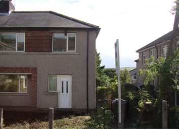 Thumbnail 3 bedroom semi-detached house to rent in 2 Hill Top Way, Keighley, West Yorkshire