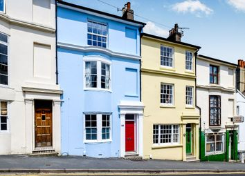 Thumbnail 4 bed terraced house for sale in Guildford Road, Brighton, East Sussex