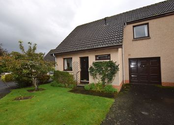 Thumbnail 3 bed semi-detached house for sale in Dounehill, Jedburgh