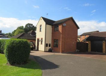 Thumbnail 3 bed detached house for sale in Barn Owl Close, Northampton