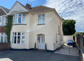 Thumbnail 3 bed detached house for sale in Lancaster Road, Weymouth