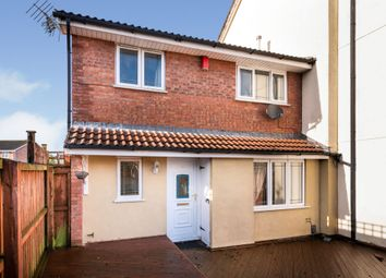 Thumbnail 2 bed semi-detached house for sale in Bishop Hannon Drive, Fairwater, Cardiff