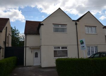 Thumbnail 3 bedroom semi-detached house to rent in Rowditch Avenue, Derby